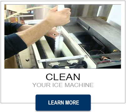 Clean Your Ice Machine