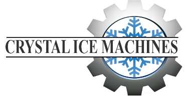 CRYSTAL ICE MACHINES, Logo